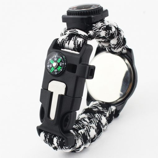 Multi-functional Survival Paracord Watch 2