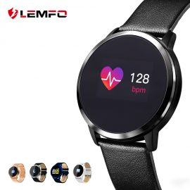 OLED Waterproof Sport Smart Watch w/ Heart Rate Monitor - IOS Android 1