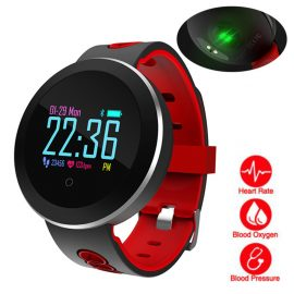 Q8 Pro Intelligent Fitness Smart Watch - iOS & Android 1